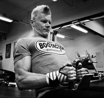Personal Trainer Anssi Rönkä, Kuopio, Siilinjärvi
