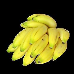 Viisi syytä syödä banaania