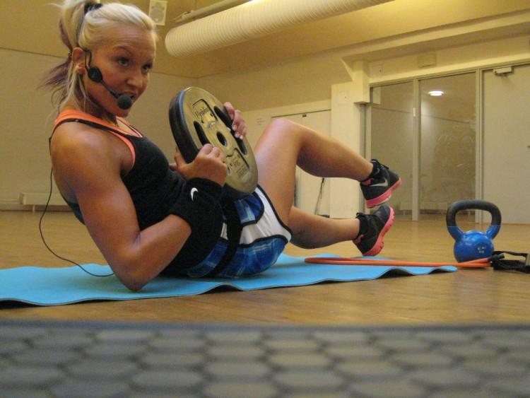 Liikunta-, ravintokonsultaatio, elämäntaidon valmennus, Helsinki
