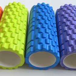 Foam rollerilla onnistuu koko kehon huolto