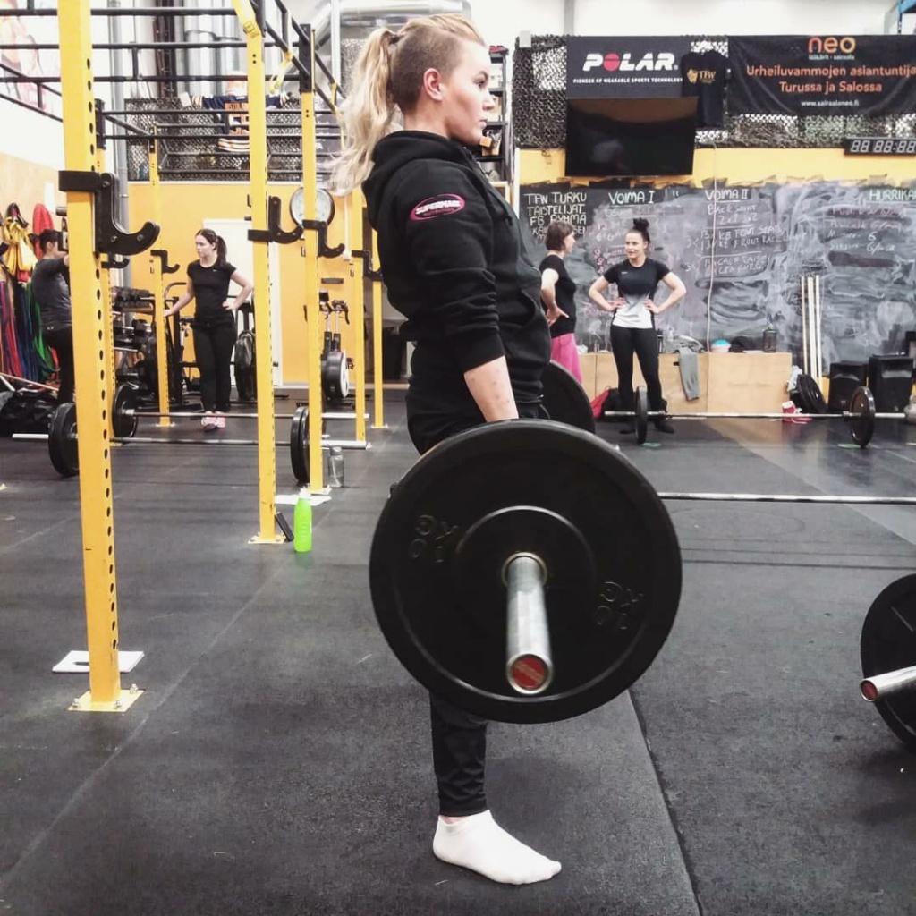 So Fit- Personal Training, Turku | Heidi Mäkisalo | Personal Trainer Pankki