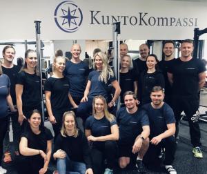 Personal Trainer Helsinki Kuntokompassi